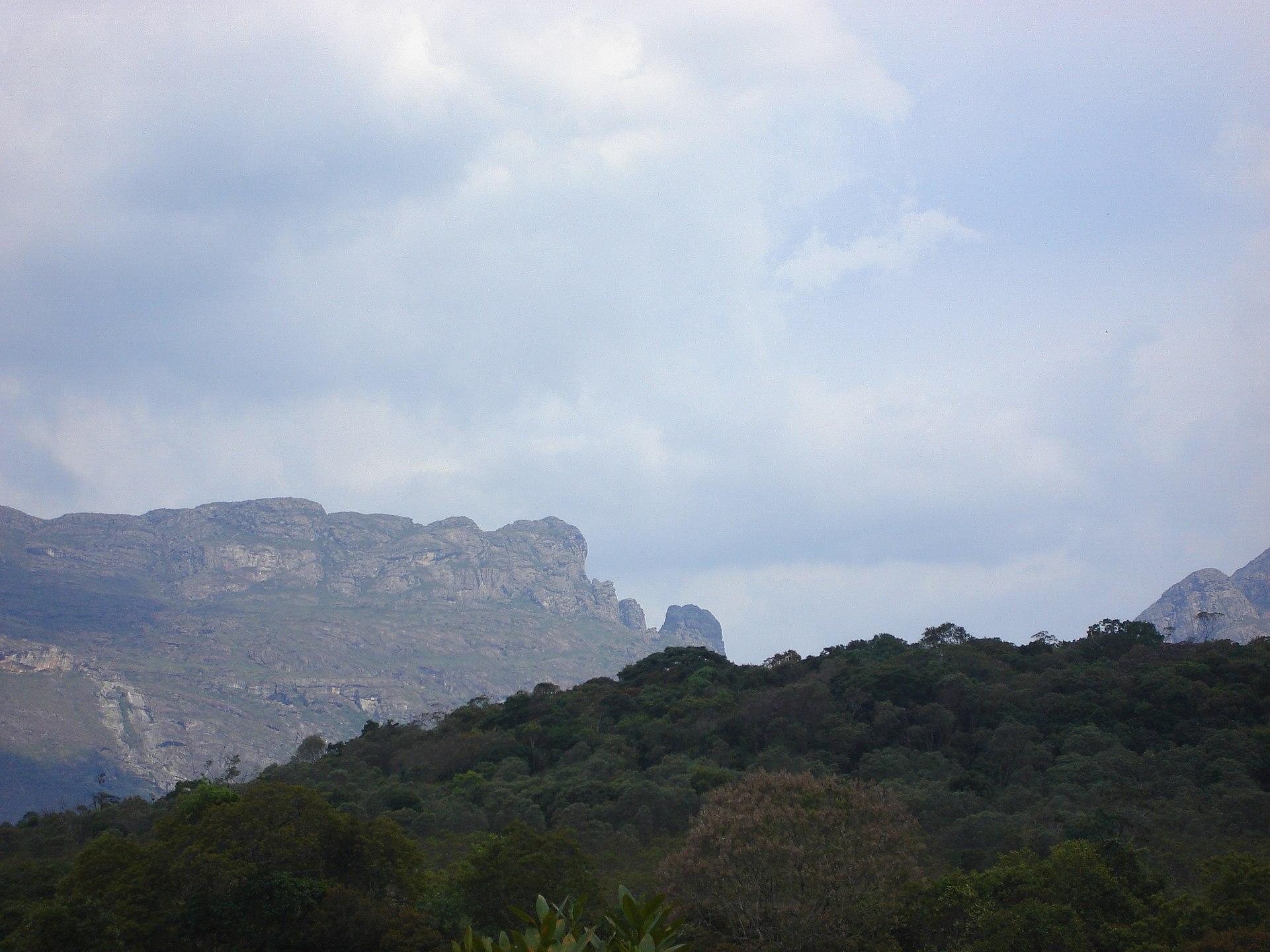 Parco nazionale della serra do gandarela wikipedia for Planimetrie della serra