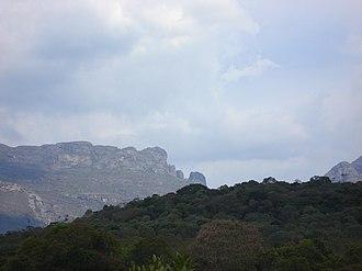 Serra do Gandarela National Park - Image: Serra do Caraça 1