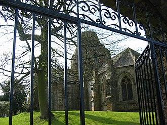Seton Collegiate Church - Image: Seton Chapel 2