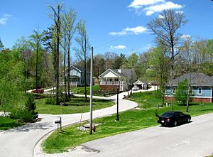 Sewanee, Tennessee - Houses in Sewanee
