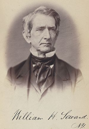 William H. Seward - Seward in 1859