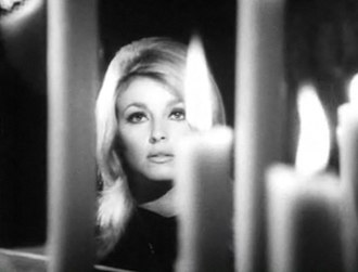 Sharon Tate - Tate in Eye of the Devil trailer, 1966
