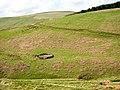 Sheepfold on Hillside - geograph.org.uk - 179459.jpg