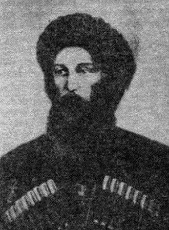 Chechen–Russian conflict - Sheikh Mansur