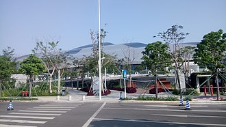 Shekou Cruise Center - Shekou Cruise Center