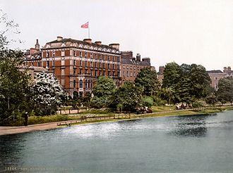 Shelbourne Hotel - Shelbourne Hotel, circa 1900