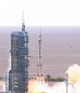Shenzhou 12 2021 Chinese crewed spaceflight