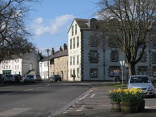 Allendale, Northumberland Human settlement in England