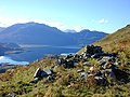 Shieling on Sgurr an Airgid - geograph.org.uk - 483746.jpg