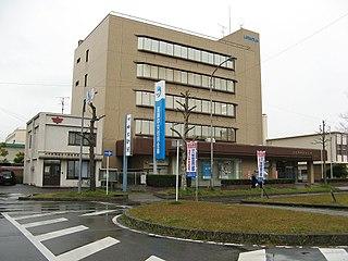 滋賀中央信用金庫の本店