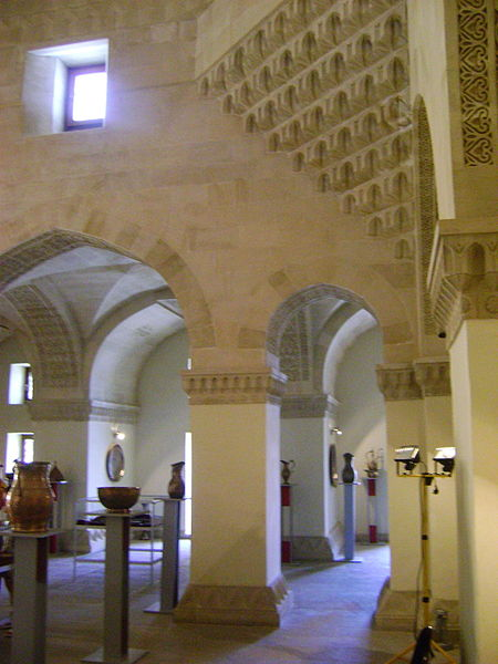 Vaizdas:Shirvanshakh palace old city(baku) azerbaijan 8-18centuries29.jpg