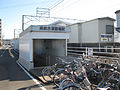 Shizuoka-railway-KenSogoUndojo-station-north-entrance-20101223.jpg