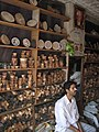 Shop selling wood blocks for woodblock printing, Delhi.jpg