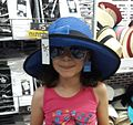 Shopping for a blue hat.jpg