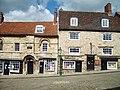 Shops on Steep Hill - geograph.org.uk - 577096.jpg