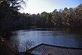 Sibley Pond, Sope Creek Trail, December 2019 01.jpg
