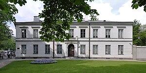 Narodowy Instytut Dziedzictwa - Institute headquarters in Warsaw on Ulica Szwoleżerów 9.