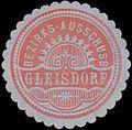 Siegelmarke Bezirks-Ausschuss Gleisdorf W0358657.jpg