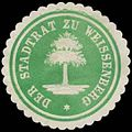 Siegelmarke Der Stadtrat zu Weissenberg W0385920.jpg