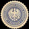Siegelmarke Königliche Eisenbahn - Direction Berlin - Kanzlei W0229456.jpg