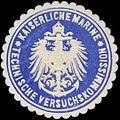 Siegelmarke K. Marine Technische Versuchskommission W0337671.jpg