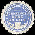 Siegelmarke Koenigreich Bayern Gemeinde Berg am Laim W0293213.jpg