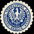 Siegelmarke Kunstgewerbe - Museum - General - Verwaltung der Königlichen Museen - Berlin W0225577.jpg