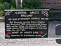 Sign at Dolau Railway Station - geograph.org.uk - 627227.jpg