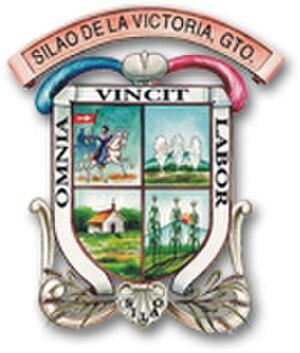 Silao - Image: Silao escudo