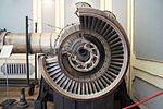 Silnik Lis-2 - przekrój (2) - Muzeum Nauki i Techniki Warszawa.jpg