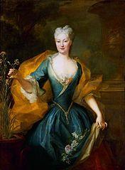 Friederike Charlotte Fürstin Lubomirska (1701-1755)
