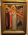 Simone dei crocifissi, andata al calvario, coll. privata.JPG