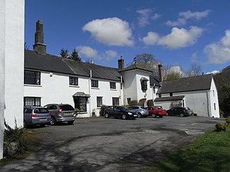 Simonsbath House - Image: Simonsbath House Exmoor