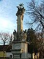 Simontornya, Szentháromság szobor.jpg