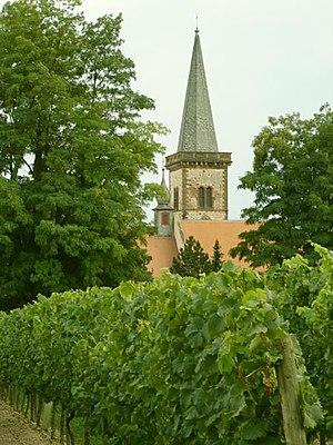 Pfeddersheim - Simultankirche Pfeddersheim