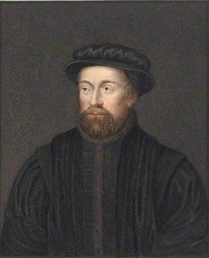John Baker (died 1558) - Sir John Baker.