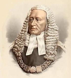 Sir Alexander Cockburn, 12th Baronet