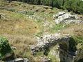 Siracusa, neapolis, anfiteatro romano 03.JPG
