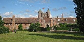 Harold Nicolson - Sissinghurst Castle