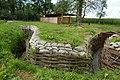 Site Bayernwald , Duitse WO I-loopgraaf - 370595 - onroerenderfgoed.jpg