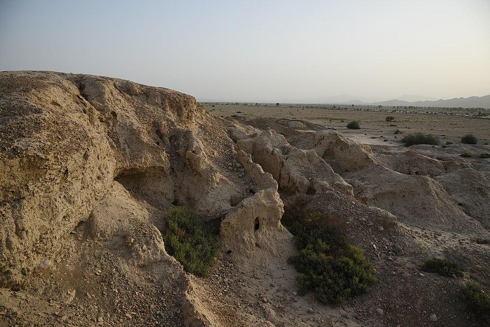 Site Location of Mehrgarh