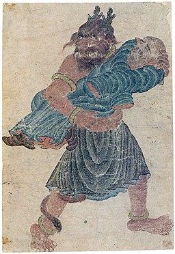 Siyah Qalem - Hazine 2153, s.129b