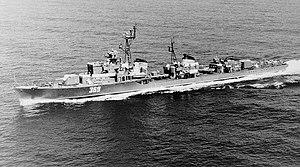 Skoryy-class destroyer - Image: Skoryy Class destroyer