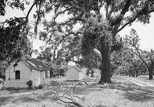 McLeod Plantation - Slave Quarters at McCleod Plantation