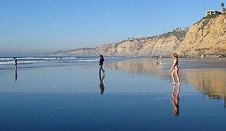 La Jolla Shores - La Jolla Shores Beach