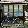 Sliding door with bicycle.jpg