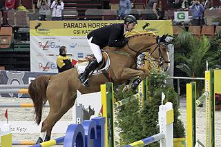 Franke Sloothaak German equestrian