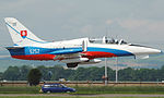 Slovak Air Force Aero L-39CM Albatros Kral-1.jpg