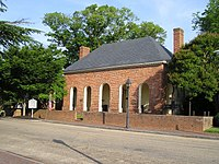 Smithfield colonial courthouse.JPG