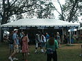 Smithsonian Folklife Festival 2013 - endangered languages of Colombia.JPG